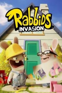 Бешеные кролики вторжение мультфильм